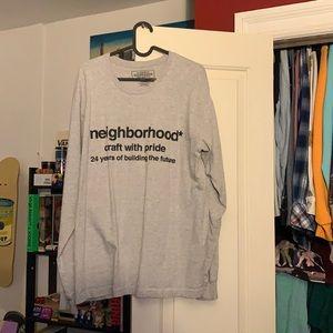 Neighborhood LS Tee